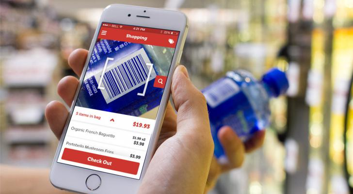 Grocery Mobile Self-Checkout app