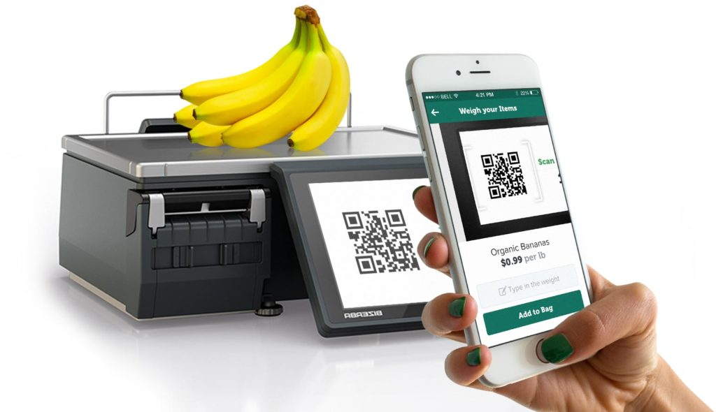 Scan As You Shop Instead